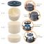 Pre-order ปิ่นโต กล่องอาหารสูญญากาศเก็บความร้อน 3 ชั้น ความจุ 1.7 ลิตร สีน้ำเงิน thumbnail 7