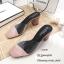 รองเท้าส้นตันสวมใสนิ่ม (สีดำ) thumbnail 12