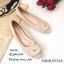 รองเท้าคัทชูส้นแบน Style Dior (สีเทา) thumbnail 3