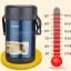 Pre-order ปิ่นโต กล่องอาหารสูญญากาศเก็บความร้อน 3 ชั้น ความจุ 1.7 ลิตร สีน้ำเงิน thumbnail 11