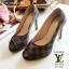 รองเท้าคัทชู Loius Vuitton Damier (ขาว) thumbnail 2