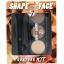 **พร้อมส่ง**W7 Shape Your Face Contour Kit เซ็ทคอนทัวร์ 3 สี ทั้งสำหรับคอนทัวร์หน้า 2 เฉดสี และไฮไลท์ 1 สี ตกแต่งใบหน้าให้แลดูมีมิติมากยิ่งขึ้น มาพร้อม Contour Bronze Highlight และแปรงแต่งหน้าในตลับ พร้อมให้คุณสวยได้ในทันที , thumbnail 1
