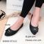 รองเท้าคัทชูส้นแบน Style Dior (สีเทา) thumbnail 6