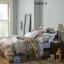(Pre-order) ชุดผ้าปูที่นอน ปลอกหมอน ปลอกผ้าห่ม ผ้าคลุมเตียง ผ้าฝ้ายพิมพ์ลายดอกไม้สไตล์วินเทจ thumbnail 1