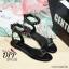 รองเท้าลำลองสไตล์ Givenchy (สีดำโซ่ดำ) thumbnail 2