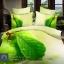 (Pre-order) ชุดผ้าปูที่นอน ปลอกหมอน ปลอกผ้าห่ม ผ้าคลุมเตียง ผ้าฝ้ายพิมพ์ 3D รูปผลไม้ thumbnail 1