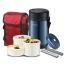 Pre-order ปิ่นโต กล่องอาหารสูญญากาศเก็บความร้อน 3 ชั้น ความจุ 1.7 ลิตร สีน้ำเงิน thumbnail 1