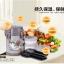 Pre-order กล่องอาหารกลางวันระบบสูญญากาศ เก็บความร้อนได้ 24 ชั่วโมง สีเทา ขนาดบรรจุ 1.9 ลิตร thumbnail 4