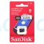 Micro SD 16GB SanDisk (SDC4 Class 4) thumbnail 1