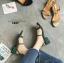รองเท้าแตะรัดส้นสไตล์ลำลอง (สีครีม) thumbnail 7