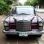 ขายด่วน!!! รถโบราณ Benz 200 หางปลา อะไหล่เดิมทุกชิ้น!! thumbnail 1