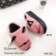 รองเท้าแตะ Slipper ลายแมว (สีดำ) thumbnail 4