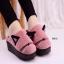 รองเท้าแตะ Slipper ลายแมว (สีดำ) thumbnail 5