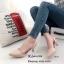 รองเท้าหัวแหลมรัดส้น Style Zara (สีเทา) thumbnail 7