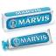 *พร้อมส่ง*MARVIS Aquatic Mint Toothpaste 75ml. (หลอดสีฟ้า/น้ำเงิน) ยาสีฟันชั้นเลิศจากอิตาลี สูตรหอมสดชื่นจาก มิ้นต์ และ Cinnamon ดุจเหมือนอยู่ท่ามกลางมหาสมุทรยามเช้าที่สดใส มอบลมหายใจที่หอม สดชื่น ลดกลิ่นไม่พึงประสงค์ ลดการสะสมของแบคทีเรียในช่องปาก , thumbnail 1