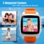 นาฬิกา+โทรศัพท์ iMacwear SPARTA M7 Waterproof 3G smart watch phone thumbnail 1