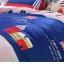 (Pre-order) ชุดผ้าปูที่นอน ปลอกหมอน ปลอกผ้าห่ม ผ้าคลุมเตียง ผ้าโพลีเอสเตอร์พิมพ์ลายการ์ตูนแฟนซีลายสามทหาร thumbnail 3