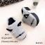 รองเท้าแตะ Slipper ลายแมว (สีดำ) thumbnail 6