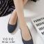 รองเท้าคัทชูรัดส้นทรงหัวกลม (สีชมพู) thumbnail 6