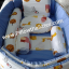 เครื่องนอนเด็กอ่อนยางพารา แบบขอบตั้งได้ BABY-SET 5 ชิ้น thumbnail 1