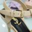 พร้อมส่ง : รองเท้า YSL งาน Mirror Image (รุ่นหนังแก้ว) thumbnail 8