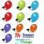 Thaisat Triangle จานรับสัญญาณดาวเทียม 35 ซม. พร้อม LNB ยกลัง 10 ใบ**ค่าส่ง 250 บ.จ่ายเพียง 150 บาท thumbnail 1