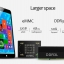 Chuwi Vi8 จอ 8นิ้ว Dual Boot 2 OS Android +Windows 10 พร้อมฟลิปเคส thumbnail 7