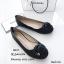 รองเท้าคัทชู Style Chanel (สีครีม) thumbnail 4