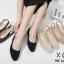 รองเท้าคัทชูรัดส้นทรงหัวกลม (สีชมพู) thumbnail 12