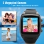 นาฬิกา+โทรศัพท์ iMacwear SPARTA M7 Waterproof 3G smart watch phone thumbnail 6
