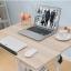 Pre-order โต๊ะทำงานปรับระดับ โต๊ะคอมพิวเตอร์ปรับระดับ โต๊ะพรีเซนต์งาน โต๊ะยืนทำงาน มี 4 สี คือ สีขาว สีขาวนวล สีชมพู สีฟ้า thumbnail 11