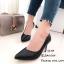 รองเท้าคัทชูหนังสาน (สีดำ) thumbnail 1