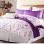 (Pre-order) ชุดผ้าปูที่นอน ปลอกหมอน ปลอกผ้าห่ม ผ้าคลุมเตียง ผ้าฝ้ายพิมพ์ลายดอกไม้สไตล์วินเทจ แมสซาซูเซตเซ็ท thumbnail 1
