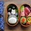 (พรีออเดอร์) กล่องข้าวไม้ กล่องข้าวญีปุ่น เบนโตะ กล่องห่ออาหารกลางวัน ไม้แท้ ลายสวย ปลอดภัย ทรงเม็ดถั่ว สองชั้น สีโอ๊ค thumbnail 4