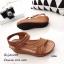รองเท้าลำลองเย็บลาย (สีดำ) thumbnail 8