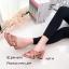 รองเท้าส้นตันเปิดส้น Style YSL (สีครีม) thumbnail 4