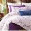 (Pre-order) ชุดผ้าปูที่นอน ปลอกหมอน ปลอกผ้าห่ม ผ้าคลุมเตียง ผ้าฝ้ายพิมพ์ลายดอกไม้สไตล์วินเทจ แมสซาซูเซตเซ็ท thumbnail 2
