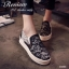 รองเท้าผ้าใบเสริมส้นแต่งลายลูกไม้ (สีขาว) thumbnail 4