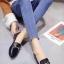 รองเท้าคัทชูทรงสวม Style Gucci (สีเลือดหมู) thumbnail 7