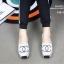 รองเท้า Style Chanel Espadrilles ปักลาย thumbnail 5