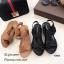 รองเท้าลำลองเย็บลาย (สีดำ) thumbnail 10