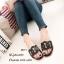 รองเท้าแตะสวม Style Hermes (สีดำ) thumbnail 2