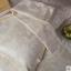 (Pre-order) ชุดผ้าปูที่นอน ปลอกหมอน ปลอกผ้าห่ม ผ้าคลุมเตียง ผ้าลินินเนื้อละเอียดทอลายเพรสลี่ สีคาเมล thumbnail 7