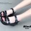 รองเท้าส้นเตารีด Platformสไตล์ลำลอง (สีชมพู) thumbnail 6