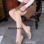 รองเท้าคัทชูทรงสวมปักลายผึ้ง Style Gucci (สีครีม) thumbnail 14