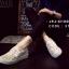 พร้อมส่ง : รองเท้าลูกไม้สไตล์ Givenchy (สีขาว) thumbnail 5