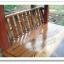 ศาลาบาหลี ศาลาไม้ เสาเหลี่ยม หลังคาสองชั้น ไม้เนื้อแข็งรวม ศาลาไม้สำหรับนั่งเล่นในสวนหรือตกแต่งสวน thumbnail 5