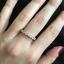 แหวนเพชร cz AAA+ 3 mm 0.1ct thumbnail 3