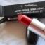 **พร้อมส่ง**MAC Lustre Lipstick # Fire Sign ลิปสติกเนื้อ Lustre เรียบลื่นชุ่มชื่น สีสวยชัดดูเป็นธรรมชาติ มอบความชุ่มชื่นให้ริมฝีปาก ด้วยสีโปรงแสงมีประกายช่วยเติมเต็มร่องผิวให้เรียบเนียนสนิท ให้สีติดทนเด่นชัด , thumbnail 2