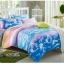(Pre-order) ชุดผ้าปูที่นอน ปลอกหมอน ปลอกผ้าห่ม ผ้าคลุมเตียง ผ้าโพลีเอสเตอร์พิมพ์ลาย sweet dream thumbnail 1